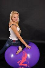 "Riesen- Luftballons 100cm Ø "" READY FOR A RIDE "" - Riesen- Ballon * LOONER*"
