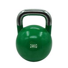 24kg Steel Pro Grade Kettlebell Weight - Gym Use - Cross Fit Strength Training