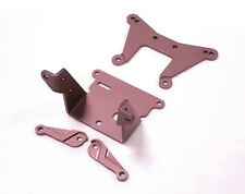Aluminum Shock Plate Front & Rear TAMIYA NOVAFOX Buggy (4 shock type)