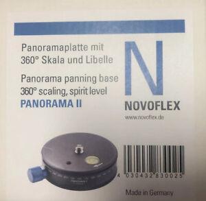 Novoflex Stativ-Panoramakopf Panorama II