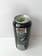 Monster Energy Drink Team Gear Promo Can Rare Collectors Can. ***TOP OPEN**