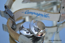 Pedals Dust Caps for campagnolo C Record or Chorus Croce D'Aune Track Pista NEW