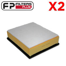 2 x MA1618 Air Filter D-Max & Colorado 3.0L T/Diesel 08 to 12 - WA5095, A1618