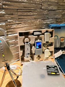 ❤ Angelcare AC1100 Video Babyphone mit Atmungsüberwachung + neues Akkus ❤