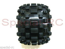 "Louise RC 1/8 MT Rock 3.8"" tires + inserts only 2pcs (No wheels) #L-T3277I"