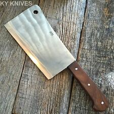 "13.5"" Stainless Steel Heavy Duty Meat Cleaver Chef Knife Butcher Chopper MC-8 W"