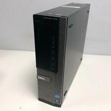 Dell Optiplex PC 7010 Intel i3-3220 33.0GHz 4GB Ram 250GB HDD Windows 10 Pro