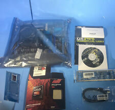 AMD FX-8320E 8-CORE CPU Overclock 8GB HyperX FURY PC Motherboard Bundle Combo 6