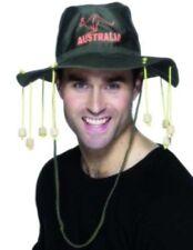 Cappelli e copricapi verde in poliestere per carnevale e teatro, in Australia