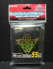 ☆F/S☆NEW!! Konami Yugioh OCG Millenium Puzzle Duelist Card Sleeve Protector X55