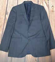 J. Crew Ludlow Traveler Tollegno 1900 Wool Blazer Jacket - Size 42L