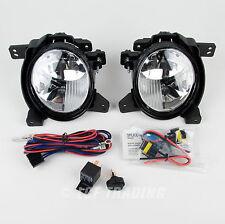 Geniune 2010-12 Hyundai Santa Fe Fog Lamp Kit & Switch OEM Parts, US Seller