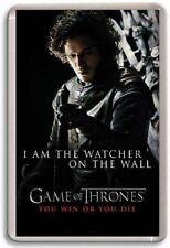 Game Of Thrones Jon Snow Kit Harington Fridge Magnet 01