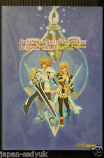 JAPAN Summon Night EX-Thesis PERFECT BIBLE Strategy guide