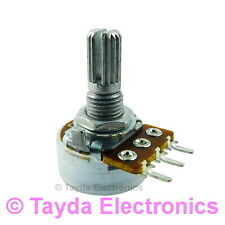 1 x 500 OHM Linear Taper Potentiometer - FREE SHIPPING