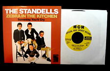 """THE STANDELLS / ZEBRA IN THE KITCHEN ** 7"""" 45 RPM w/ PS - Black Friday 2013"""
