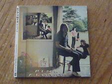 Pink Floyd: Ummagumma Japan 2 CD Mini-LP TOCP-65734-35 Mint (roger waters Q