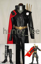 G.I. Joe Destro Cosplay Costume + Boots Custom-Made