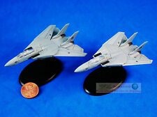 US NAVY Top Gun Grumman F-14 Tomcat VFA-41 Black Aces Kampfflugzeug 1/200 2pc