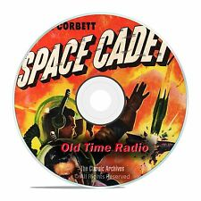 Tom Corbett, Space Cadet, 990 SciFi Old Time Radio Shows, OTR, DVD CD G09