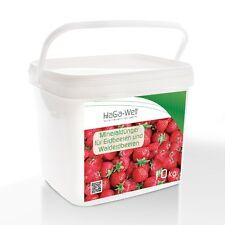 Mineraldünger Obstdünger Dünger Düngemittel für Erdbeeren und Walderdbeeren 10kg