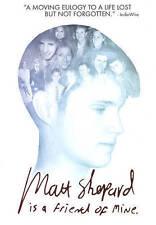 Matt Shepard Is a Friend of Mine (DVD, 2015) Like New  viewed 1x   Gay Interest