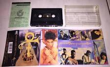Prince & The N.P.G. 1992 Love Symbol Album Taiwan OBI Cassette Tape not Promo CD
