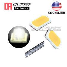 100PCS 5730 White Light SMD SMT LED Diodes Emitting Ultra Bright USA