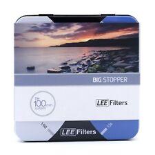 Lee Big Stopper 10 stop Filters 100x100mm Glass Filter [BS10100U2]