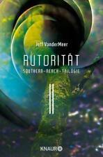 Autorität 2 Southern-Reach-Trilogie von Jeff VanderMeer (2017), UNGELESEN