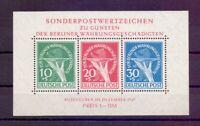 Berlin 1949 - Block 1 - Währungsgeschädigte postfrisch**- Michel 950,00 € (578)