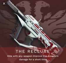 Destiny 2 The Recluse Xbox One & PS4