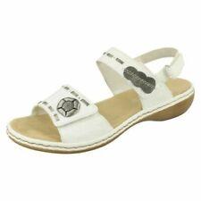 Ladies Rieker Open Toe Ankle Strap Sandals 65972