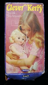 vintage boxed Clever Kerry doll by Palitoy 1970s