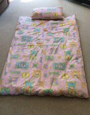Next Girls Pink Princess Single Duvet Cover And Pillow Case Set 135x200cm