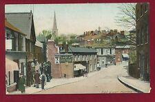 Vintage Postcard. High Street, Harrow. B&D's KROMO Series No.21094. C10
