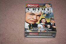 Crime Classics (DVD, 2007, 12-Disc Set) *Brand New Sealed*