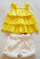 Ted Baker Baby Gir Super Cute Outfit Size 3-6 Months 68cm BNWT Wonderful Gift