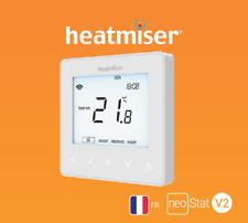 neoStat Heatmiser - Thermostat d'ambiance programmé par Application Smart