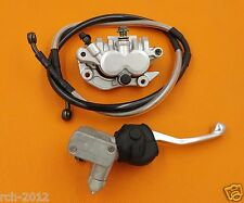 New Front Brake Caliper Assembly For Honda CRF 250R CRF 450R 2004-2013