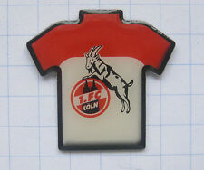 FOOTBALL CHAMPIONNAT/1.fc Cologne... ARAL/Maillot-PIN (118 g)