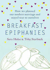BREAKFAST EPIPHANIES new book free UK P&P