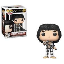 Freddie Mercury Harlequin Jumpsuit Queen POP! Rocks #92 Vinyl Figur Funko