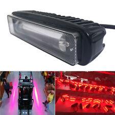 30W Red Line LED Forklift Truck Warning Lamp Safety Working Light 10V-80V IP67
