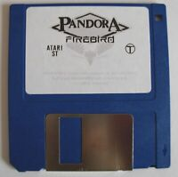 Rare : PANDORA jeu / game for ATARI ST / STF / STE / MEGA ST