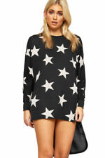 Stars Geometric Tops & Shirts for Women