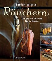 Räuchern: Die besten Rezepte für zu Hause - Fisch, Fleisch und Gemüse
