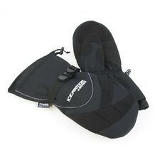 NEW ICE ARMOR BLACK WATERPROOF ICE FISHING X EXTREME MITTS MITTENS 2XL 10381
