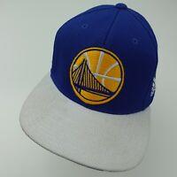 Golden State Warriors Basketball Adidas Snapback Adult Cap Hat