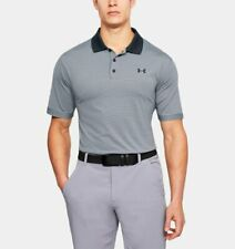 Under Armour Men's UA Performance Golf Polo Shirt Patterned New 1321344 Size L